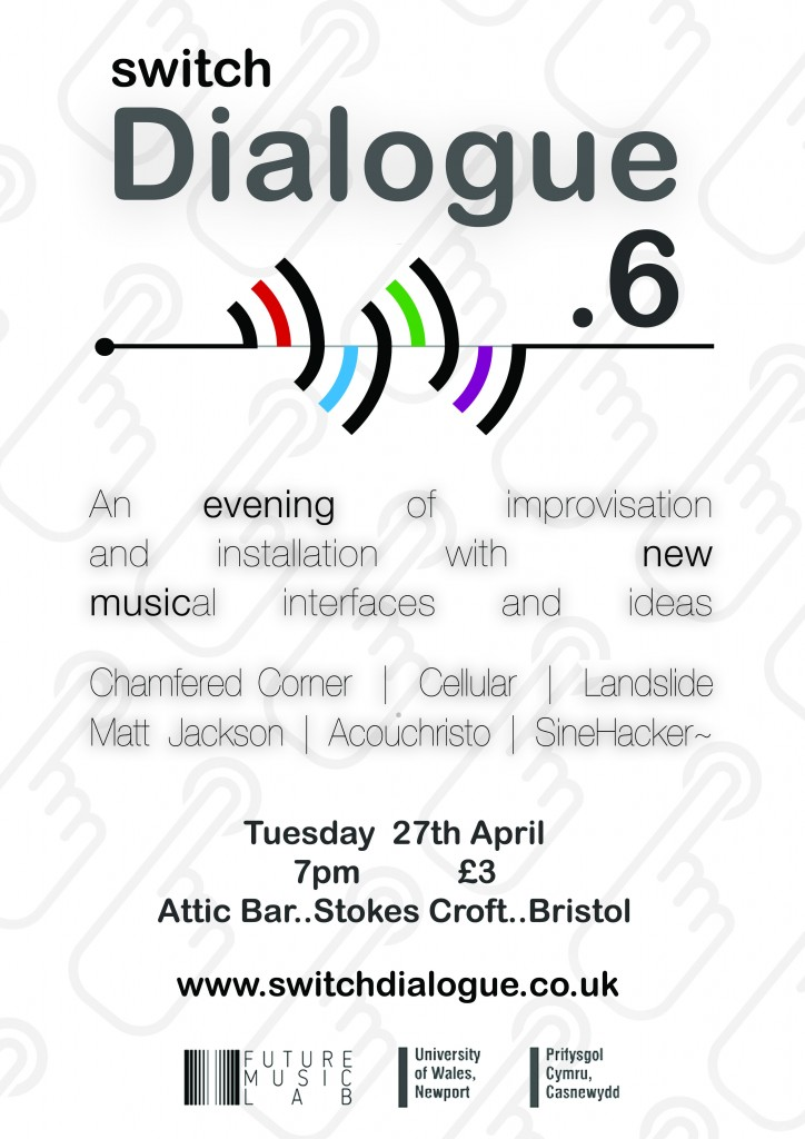 Dialogue .6 Flyer